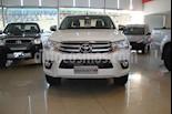 Foto venta Auto usado Toyota Hilux 2.7 4x2 SRV DC  (2017) color Blanco precio $850.000