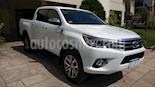 Foto venta Auto usado Toyota Hilux 2.8 4x2 SRX TDi DC Aut (2018) color Blanco precio $1.390.000