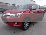 Foto venta Auto usado Toyota Hilux 2.8 4x2 SRX TDi DC Aut (2018) color Rojo Metalizado precio $1.524.000