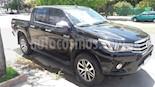 Foto venta Auto usado Toyota Hilux 2.8 4x4 SRX TDi DC Aut color Negro precio $1.350.000