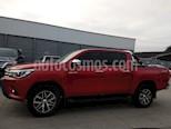 Foto venta Auto usado Toyota Hilux 2.8 4x4 SRX TDi DC Aut (2016) color Rojo precio $1.500.000