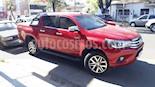 Foto venta Auto usado Toyota Hilux 2.8 4x4 SRX TDi DC Aut (2017) color Rojo