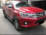 Foto venta Auto usado Toyota Hilux 2.8 4x4 SRX TDi DC Aut (2016) color Rojo precio $1.330.000
