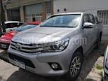 Foto venta Auto usado Toyota Hilux 2.8 4x4 SRX TDi DC color Gris precio $1.160.000