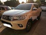 Foto venta Auto usado Toyota Hilux 2.8 4x4 SRX TDi DC (2017) color Blanco precio $1.500.000