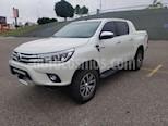Foto venta Auto usado Toyota Hilux 2.8 4x4 SRX TDi DC (2018) color Blanco precio $1.600.000