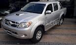 Foto venta Auto usado Toyota Hilux 3.0 4x2 DX DC AA color Gris Claro precio $450.000