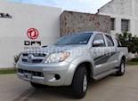 Foto venta Auto usado Toyota Hilux 3.0 4x2 DX DC (2008) color Gris Claro precio $555.000