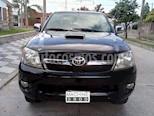 Foto venta Auto usado Toyota Hilux 3.0 4x2 DX DC (2007) color Negro precio $590.000