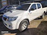 Foto venta Auto usado Toyota Hilux 3.0 4x2 SR TDi DC (2015) color Blanco precio $1.100.000
