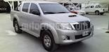 Foto venta Auto usado Toyota Hilux 3.0 4x2 SR TDi DC (2014) color Gris Claro precio $780.000