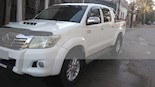 Foto venta Auto usado Toyota Hilux 3.0 4x2 SRV TDi DC Cuero (2012) color Blanco precio $730.000