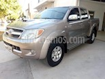Foto venta Auto usado Toyota Hilux 3.0 4x2 SRV TDi DC (2007) color Beige precio $590.000