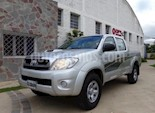 Foto venta Auto usado Toyota Hilux 3.0 4x2 STD SC (2009) color Gris Claro precio $555.000
