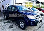 Foto venta Auto Usado Toyota Hilux 3.0 4x4 DX SC (2011) color Azul precio $580.000