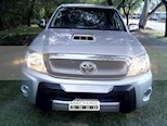 Foto venta Auto usado Toyota Hilux 3.0 4x4 Limited TDi DC Cuero Aut  (2010) color Gris Claro precio $750.000