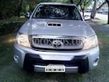 Foto venta Auto usado Toyota Hilux 3.0 4x4 Limited TDi DC Cuero Aut  (2010) color Gris Claro precio $730.000