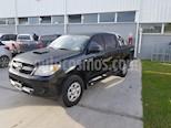 Foto venta Auto usado Toyota Hilux 3.0 4x4 SR DC (2006) color Negro precio $525.000