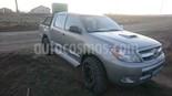 Foto venta Auto usado Toyota Hilux 3.0 4x4 SR DC (2006) color Gris precio $630.000