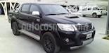 Foto venta Auto usado Toyota Hilux 3.0 4x4 SRV Limited TDi DC Cuero Aut (2015) color Negro precio $1.342.000