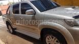 Foto venta Auto usado Toyota Hilux 3.0 4x4 SRV TDi DC Cuero Aut (2012) color Gris precio $950.000