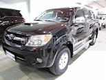 Foto venta Auto usado Toyota Hilux 3.0 4x4 SRV TDi DC (2007) color Negro precio $1.111.111