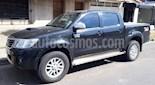 Foto venta Auto usado Toyota Hilux 3.0 4x4 SRV TDi DC (2012) color Negro