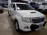 Foto venta Auto usado Toyota Hilux 3.0 4x4 SRV TDi DC (2015) color Blanco precio $111.111
