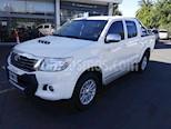 Foto venta Auto usado Toyota Hilux 3.0 4x4 SRV TDi DC (2015) color Blanco precio $1.060.000