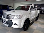Foto venta Auto Usado Toyota Hilux 3.0 4x4 SRV TDi DC (2015) color Blanco precio $940.000
