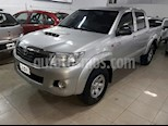 Foto venta Auto usado Toyota Hilux 3.0 4x4 SRV TDi DC (2014) color Plata precio $720.000