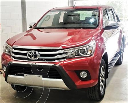 Toyota Hilux 2.8 4x4 SRX TDi DC Aut usado (2016) color Rojo financiado en cuotas(anticipo $2.000.000)