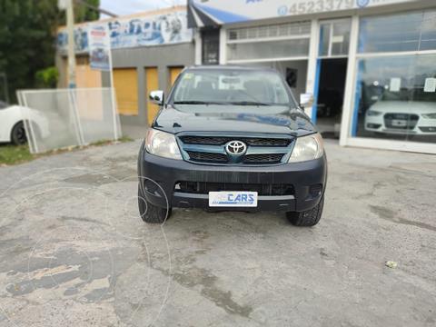Toyota Hilux 2.5 4x2 DX DC usado (2005) color Negro precio $1.340.000