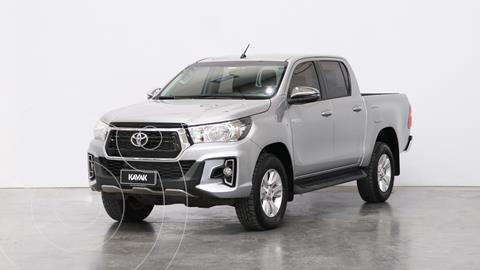 Toyota Hilux 2.8 4x2 SRV TDi DC Aut usado (2020) color Plata Metalico precio $4.980.000