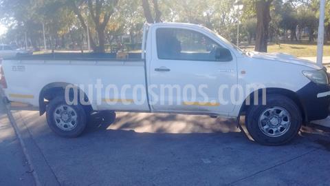 foto Toyota Hilux 2.5 4x2 DX SC usado (2012) color Blanco precio $1.490.000
