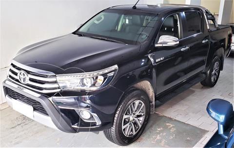 Toyota Hilux 2.8 4x4 SRX TDi DC usado (2016) color Negro precio $4.200.000