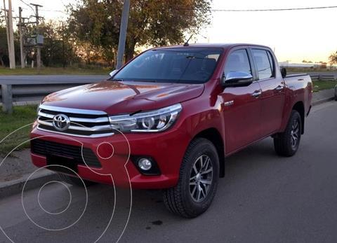 Toyota Hilux 2.8 4x4 SRX TDi DC Aut usado (2017) precio $4.250.000