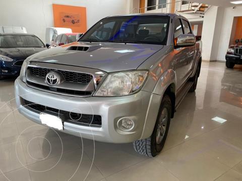 Toyota Hilux 3.0 4x4 SRV TDi DC usado (2009) color Gris Claro precio $2.250.000