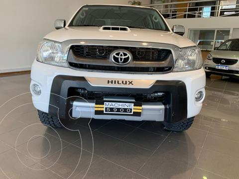 Toyota Hilux 3.0 4x2 SRV TDi DC usado (2011) color Blanco precio $2.390.000