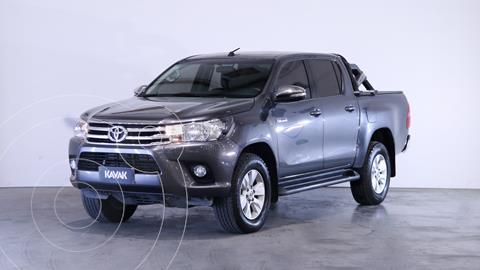 Toyota Hilux 2.8 4x2 SRV Pack TDi DC usado (2017) color Gris Oscuro precio $3.860.000