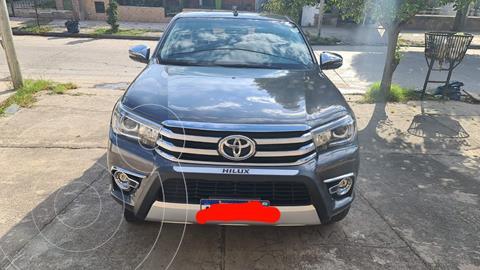 Toyota Hilux 2.8 4x2 SRX TDi DC usado (2018) color Gris Oscuro precio $5.300.000
