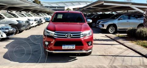 Toyota Hilux 2.8 4x4 SRX TDi DC usado (2017) color Rojo precio $5.160.000