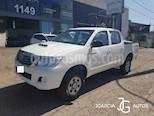 foto Toyota Hilux 2.5 4x4 DX DC usado (2014) color Blanco precio $1.670.000