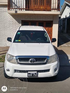 Toyota Hilux 2.5 4x4 DX Pack DC usado (2011) color Blanco precio $2.300.000