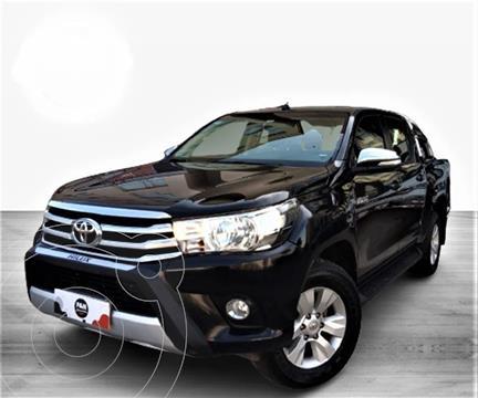 Toyota Hilux 2.8D C/D 4x4 Sport Serie Limitada usado (2017) color Negro precio $3.900.000