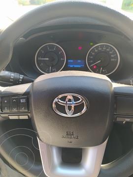Toyota Hilux 4X4 Cabina Doble SRV 2.8 TDi usado (2020) color Plata Metalico precio u$s29.800