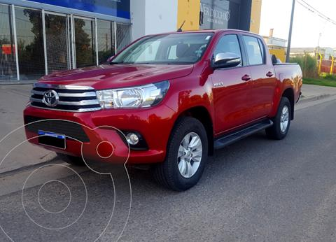 Toyota Hilux 2.8 4x4 SRV TDi DC usado (2017) precio $3.750.000