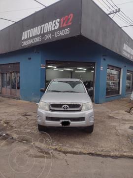 Toyota Hilux 2.4 4x4 DX TDi DC  usado (2009) color Gris Oscuro precio $2.400.000
