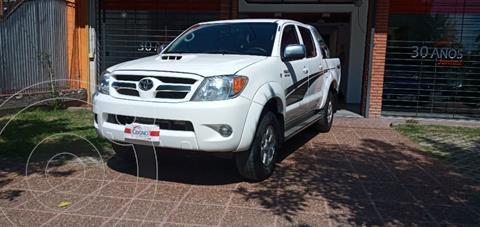 Toyota Hilux 3.0 4x4 SRV TDi DC usado (2008) color Blanco precio $2.290.000