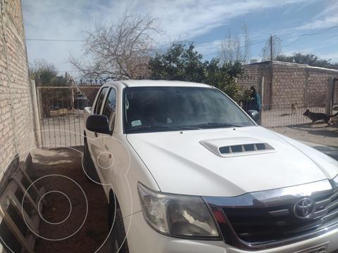 Toyota Hilux 2.5 4x2 DX Pack DC usado (2014) color Blanco precio $2.900.000